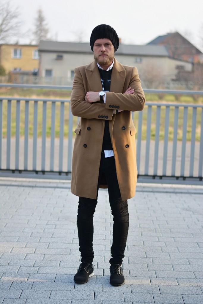 Camel coat!